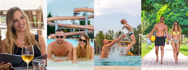 Thermal Hotel Balance, Lenti